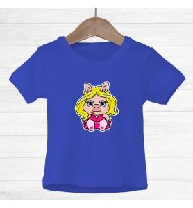 Camiseta Cerdita Peggy...