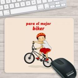 Alfombrilla PC Biker Chico