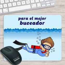 Alfombrilla PC Buceador