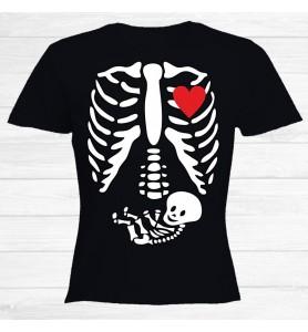 Camiseta Chica Halloween...