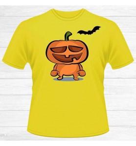 Camiseta Chico Halloween...
