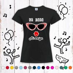 Camiseta Se Casa Mi Amiga II