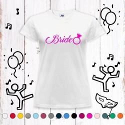 Camiseta Bride1