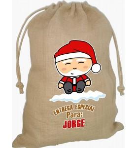 Saco Papá Noel