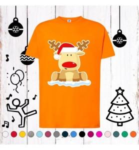 Camiseta Rudolf chico