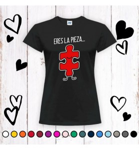 Camiseta Eres La Pieza