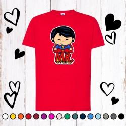 Camiseta MR Super