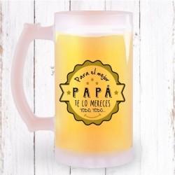 Jarra de Cerveza Para El...