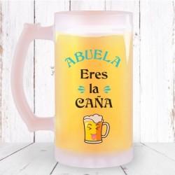 Jarra de Cerveza Eres La...
