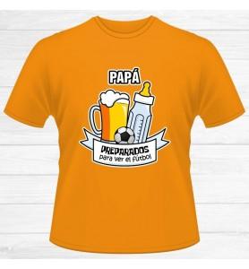 Camiseta Papá Preparados...