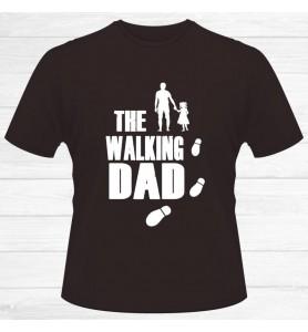 Camiseta Walking Dad Niña