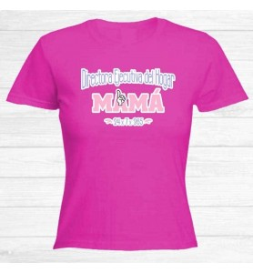 Camiseta Mamá Ejecutiva Del...