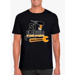 Camiseta Si El Abuelo No...