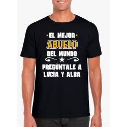 Camiseta El Mejor Abuelo