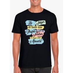Camiseta Lo Mejor De...