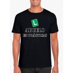 Camiseta Abuelo En Prácticas