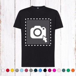 Camiseta Personalizada Chico