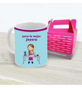 Taza Joyera