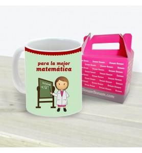 Taza Matemática