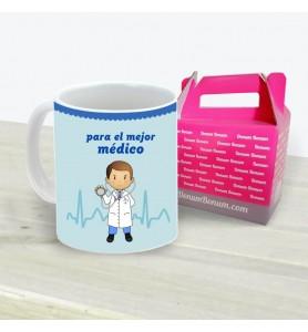 Taza Médico Chico