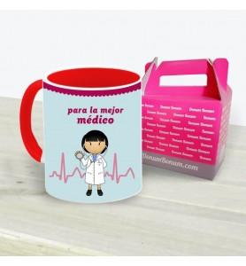 Taza Médico Chica