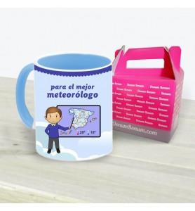 Taza Meteorólogo