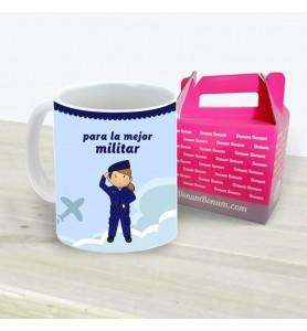 Taza Militar Aire Chica
