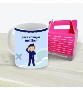 Taza Militar Aire Chico