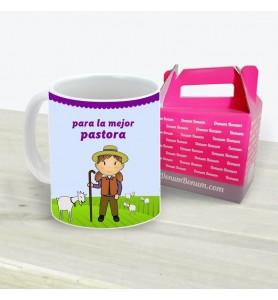 Taza Pastora