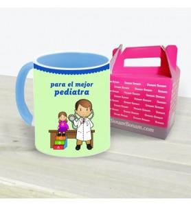 Taza Pediatra Chico