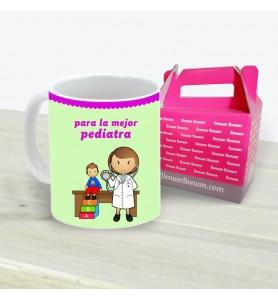 Taza Pediatra Chica