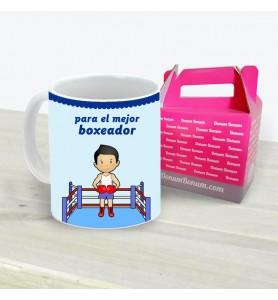 Taza Boxeador