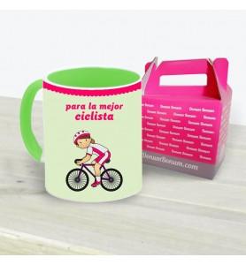 Taza Ciclista Chica
