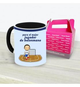 Taza Balonmano Chico