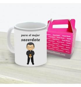 Taza Sacerdote