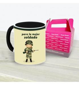 Taza Soldado Chica