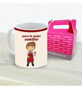 Taza Sumiller Chica