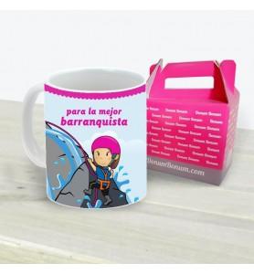 Taza Barranquista Chica