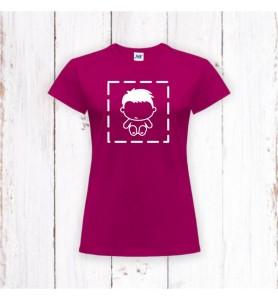 Camiseta Mini Super Chica