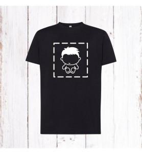 Camiseta Mini Super Chico