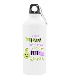 Botella Termo Profe Pera