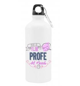 Botella Termo La Mejor Profe