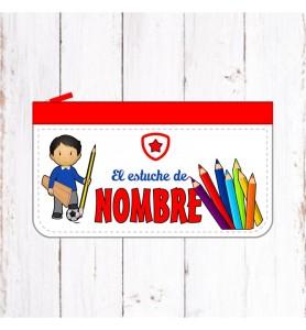Estuche Niño Moreno