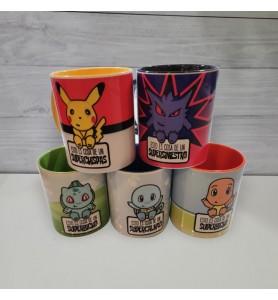 Pack Tazas Saga Pokémon