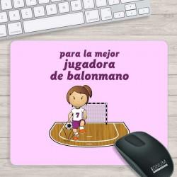 Alfombrilla PC Balonmano Chica
