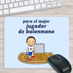 Alfombrilla PC Balonmano Chico
