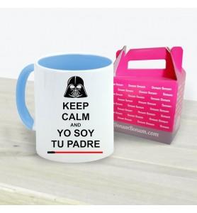 Taza Keep Calm Yo Soy Tu...