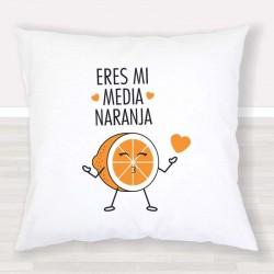 Cojín Media Naranja Chica