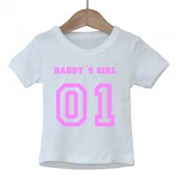 Camiseta DADDY´S GIRL