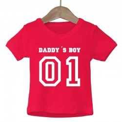 Camiseta DADDY´S BOY